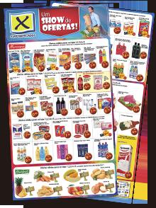 Jornal de ofertas do x supermercados